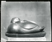 view Duck [sculpture] / (photographed by Peter A. Juley & Son) digital asset number 1