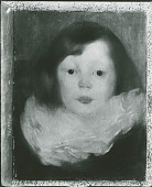view No Title Given: Child [painting] / (photographed by Peter A. Juley & Son) digital asset number 1