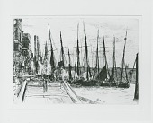 view Billingsgate [graphic arts] / (photographed by Peter A. Juley & Son) digital asset number 1