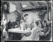 view Yeats at Petitpas' [painting] / (photographed by Peter A. Juley & Son) digital asset number 1