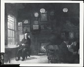 view McSorley's Back Room [painting] / (photographed by Peter A. Juley & Son) digital asset number 1