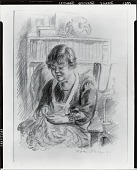 view Dolly Sewing [drawing] / (photographed by Peter A. Juley & Son) digital asset number 1
