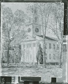 view Chuch at Old Lyme [painting] / (photographed by Peter A. Juley & Son) digital asset number 1
