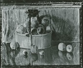 view Oregon Apples [painting] / (photographed by Peter A. Juley & Son) digital asset number 1
