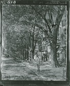 view Easthampton Street [painting] / (photographed by Peter A. Juley & Son) digital asset number 1