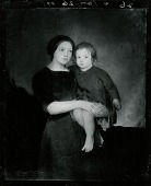 view Italian Mother and Child [painting] / (photographed by Peter A. Juley & Son) digital asset number 1