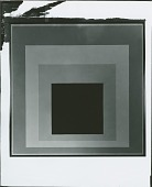 view No Title Given: Homage to the Square [art work] / (photographed by Peter A. Juley & Son) digital asset number 1