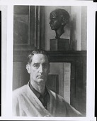 view Now and Then (self-portrait) [painting] / (photographed by Peter A. Juley & Son) digital asset number 1