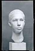 view Richard Hillman [sculpture] / (photographed by Peter A. Juley & Son) digital asset number 1