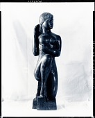 view Bathing [sculpture] / (photographed by Peter A. Juley & Son) digital asset number 1