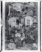 view City of New York in the Year 1920 [decorative arts] / (photographed by Peter A. Juley & Son) digital asset number 1