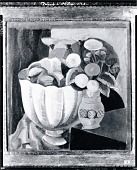 view Still Life, Fruit and Flowers [painting] / (photographed by Peter A. Juley & Son) digital asset number 1