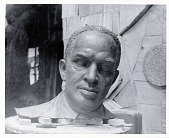 view Study for Dr. James Edward Shepard [sculpture] / (photographed by Peter A. Juley & Son) digital asset number 1