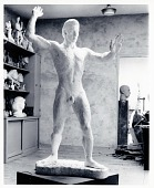 view Conflict [sculpture] / (photographed by Peter A. Juley & Son) digital asset number 1