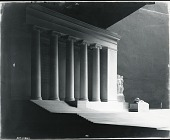 view Model for Temple of Science, Pittsburgh [sculpture] / (photographed by Peter A. Juley & Son) digital asset number 1