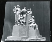 view Model for Samuel Gompers Memorial [sculpture] / (photographed by Peter A. Juley & Son) digital asset number 1