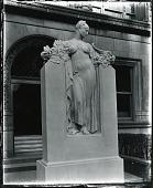 view Model for Elihu Burritt Memorial [sculpture] / (photographed by Peter A. Juley & Son) digital asset number 1