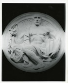 view National Archives Building, Model for Seals of the Federal Government: Justice [sculpture] / (photographed by Peter A. Juley & Son) digital asset number 1