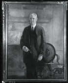 view Portrait of a Banker, Cleveland, Ohio [painting] / (photographed by Peter A. Juley & Son) digital asset number 1