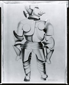 """view Armour (study for """"Parade"""") [drawing] / (photographed by Peter A. Juley & Son) digital asset number 1"""