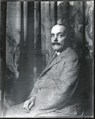 view Wilfred Gabriel De Glehn [photograph] / (photographed by Peter A. Juley & Son) digital asset number 1