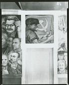 view Portrait of America: Opponent of Nazism [fresco] / (photographed by Peter A. Juley & Son) digital asset number 1