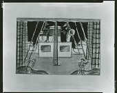 view Stage Set (Scene Two) [drawing] / (photographed by Peter A. Juley & Son) digital asset number 1