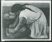 view The Grinder [painting] / (photographed by Peter A. Juley & Son) digital asset number 1