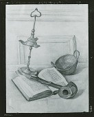 view Still Life [drawing] / (photographed by Peter A. Juley & Son) digital asset number 1