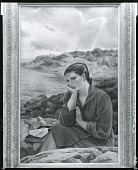 view Adolescent Girl [painting] / (photographed by Peter A. Juley & Son) digital asset number 1