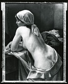 view Anne in a White Scarf [painting] / (photographed by Peter A. Juley & Son) digital asset number 1