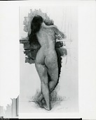 view Standing Nude [art work] / (photographed by Peter A. Juley & Son) digital asset number 1