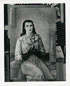 view Fannie Margaret [painting] / (photographed by Peter A. Juley & Son) digital asset number 1