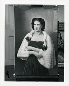 view Portrait of Mrs. Sprayregan [painting] / (photographed by Peter A. Juley & Son) digital asset number 1