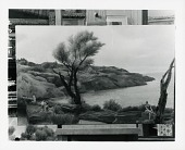 view Folly Point [painting] / (photographed by Peter A. Juley & Son) digital asset number 1