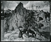 view Garden of the Gods [painting] / (photographed by Peter A. Juley & Son) digital asset number 1
