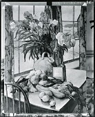 view Still Life by a Window, Ogunquit [painting] / (photographed by Peter A. Juley & Son) digital asset number 1