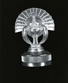 view Turkey, Radiator Cap [sculpture] (photographed by Peter A. Juley & Son) digital asset number 1