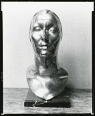 view Portrait of Marie Pierce [sculpture] / (photographed by Peter A. Juley & Son) digital asset number 1