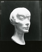 view Portrait of Alice Hall Seldes [sculpture] / (photographed by Peter A. Juley & Son) digital asset number 1