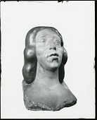 view Head of a Woman [sculpture] / (photographed by Peter A. Juley & Son) digital asset number 1