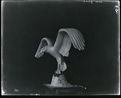 view Model for United States Coast Guard Memorial [sculpture] / (photographed by Peter A. Juley & Son) digital asset number 1