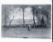 view The Wood Gatherers [painting] / (photographed by Peter A. Juley & Son) digital asset number 1
