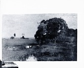 view The Pasture, Milton [painting] / (photographed by Peter A. Juley & Son) digital asset number 1