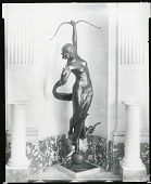 view Diana of the Chase [sculpture] / (photographed by Peter A. Juley & Son) digital asset number 1