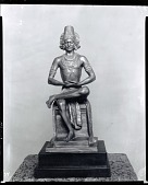 view Uday Shankar [sculpture] / (photographed by Peter A. Juley & Son) digital asset number 1