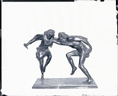view Russian Dancers [sculpture] / (photographed by Peter A. Juley & Son) digital asset number 1