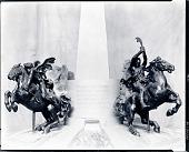 view Model for Four Horsemen of the Apocalypse [sculpture] / (photographed by Peter A. Juley & Son) digital asset number 1