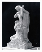 view Orpheus and Eurydice [sculpture] / (photographed by Peter A. Juley & Son) digital asset number 1