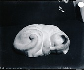 view Kiki, Siamese Cat [sculpture] / (photographed by Peter A. Juley & Son) digital asset number 1